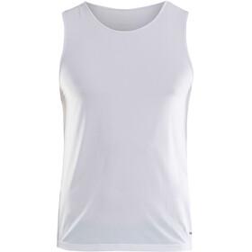 Craft M's Essential Singlet White